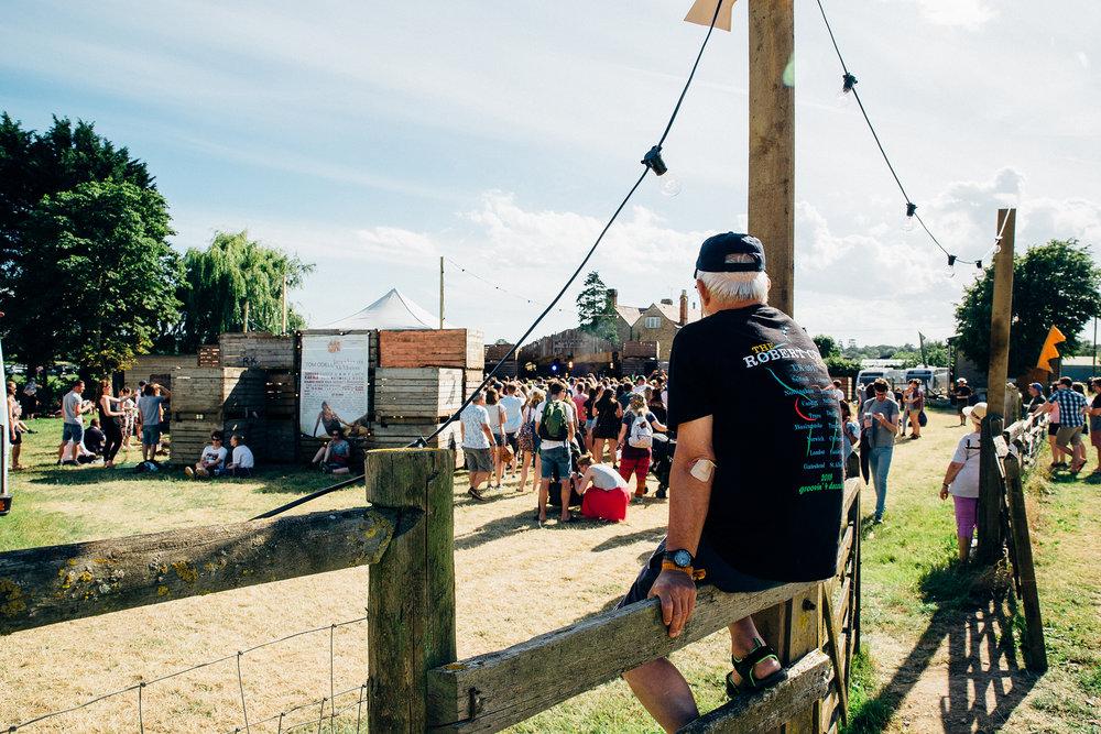 Barn On The Farm