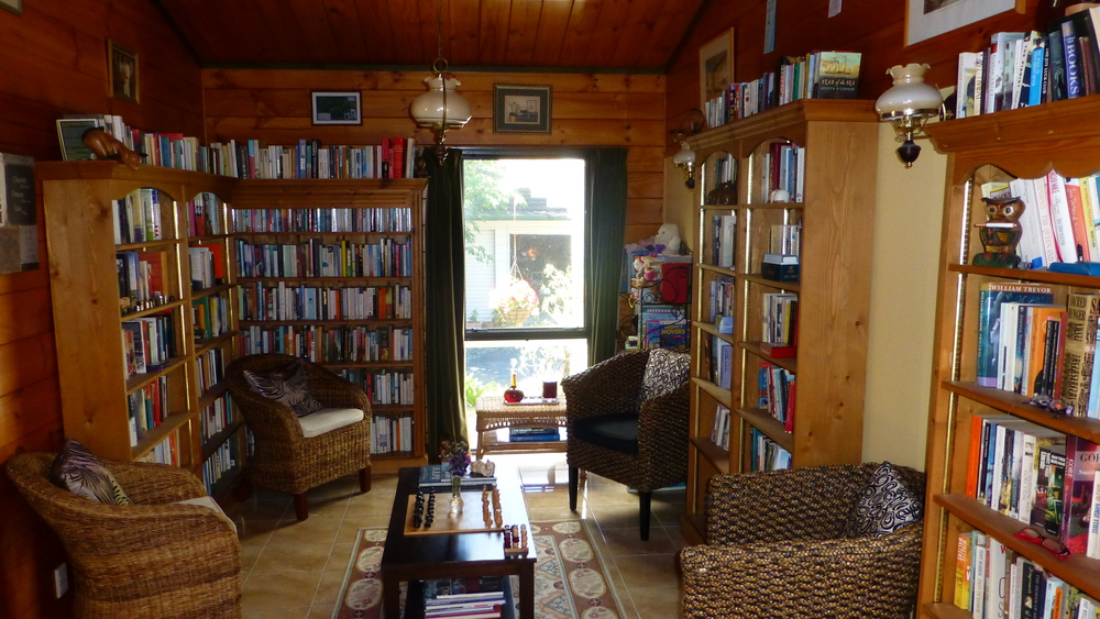 The Library at Mokoia Downs