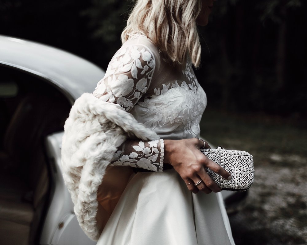 BHLDN REX CLUTCH