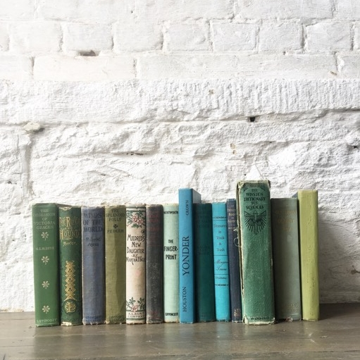 Globes + Books