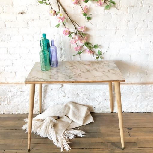 Faux marble top cake table.jpg
