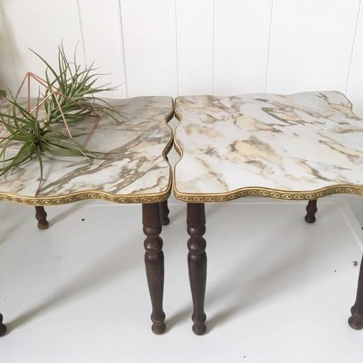 Matching faux top side tables.jpg