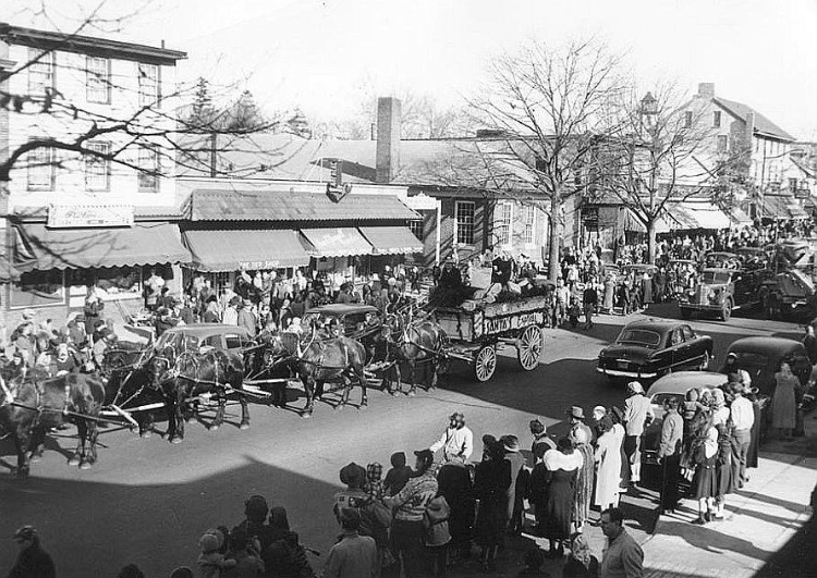 Historic Haddonfield. Image Courtesy of Haddonfield United.