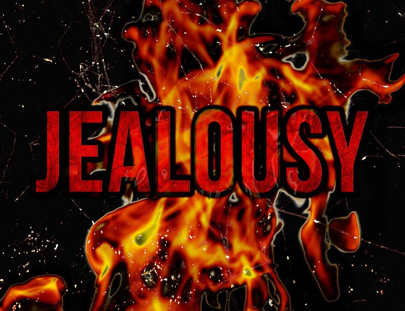 Sometimes jealousy can feel like this ©  Danflcreativo  |  Dreamstime.com