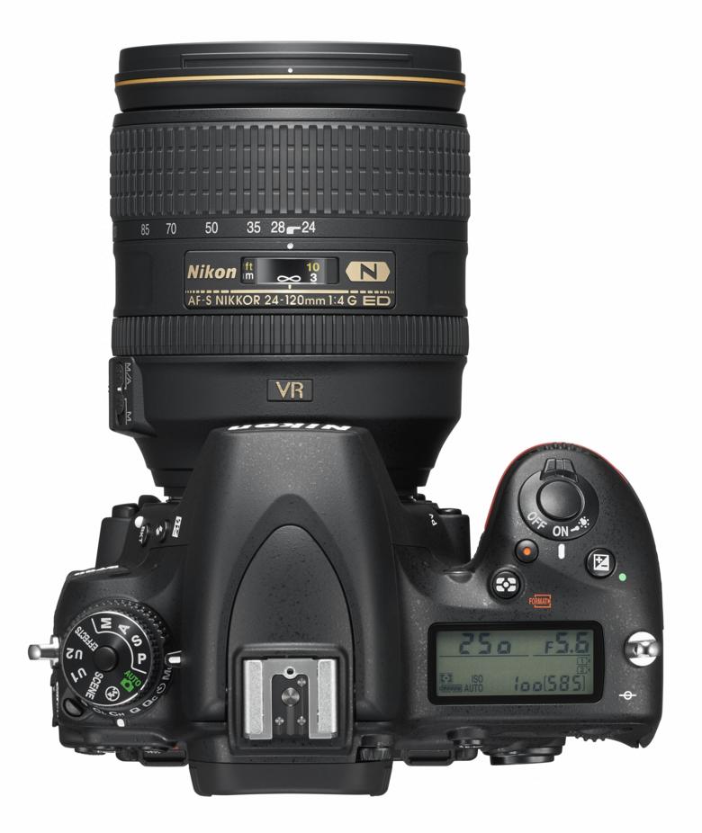 A full-frame nikon D750.