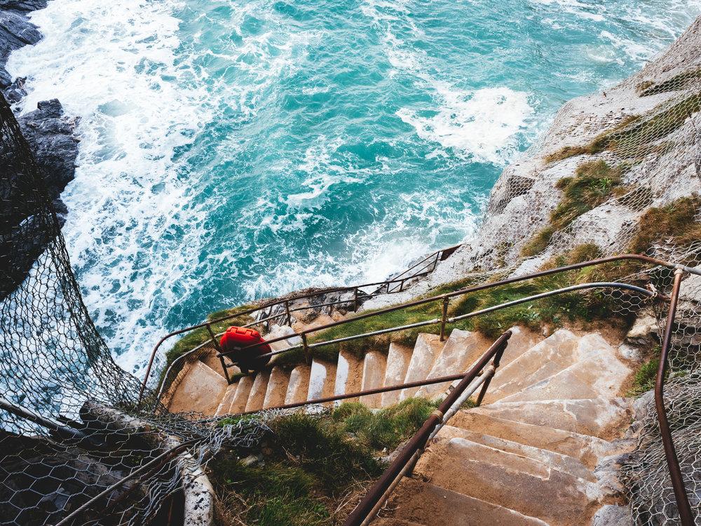 Bedruthan Steps