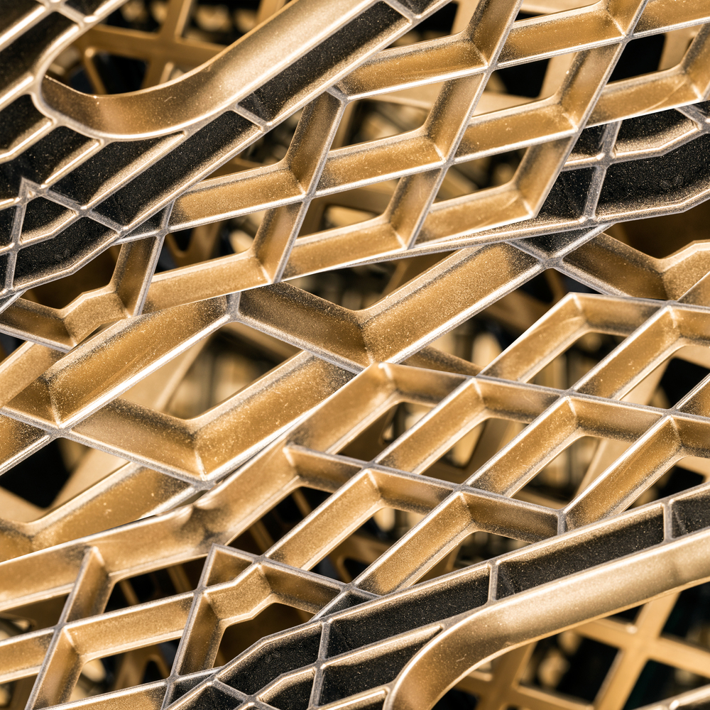 Golden Grid detail.