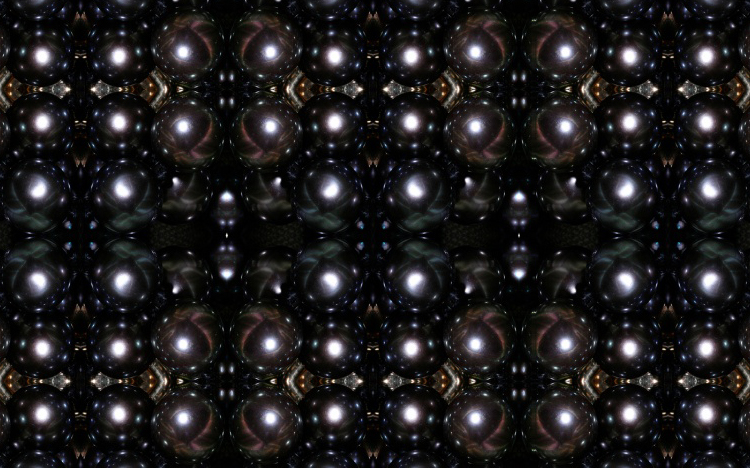 Black Pearl Detail