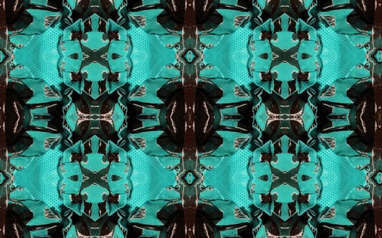 Toreador Glamour Turquoise