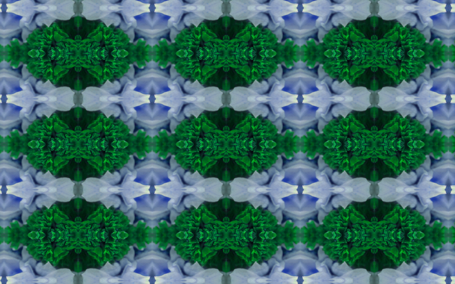 Jacquard Weave Evergreen