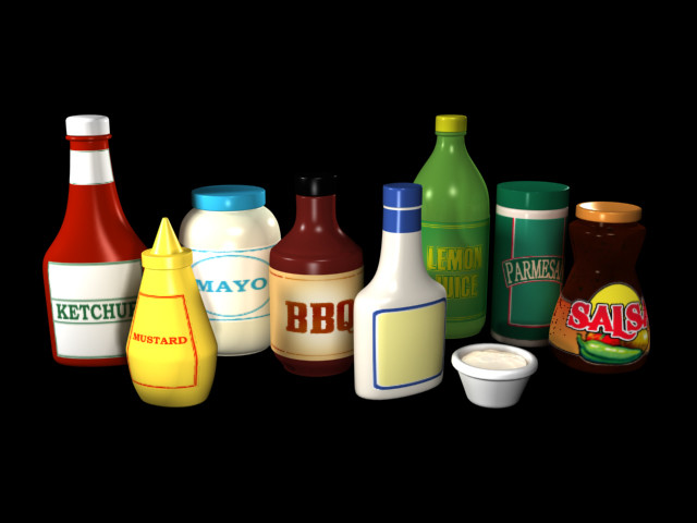 Healthy Condiments