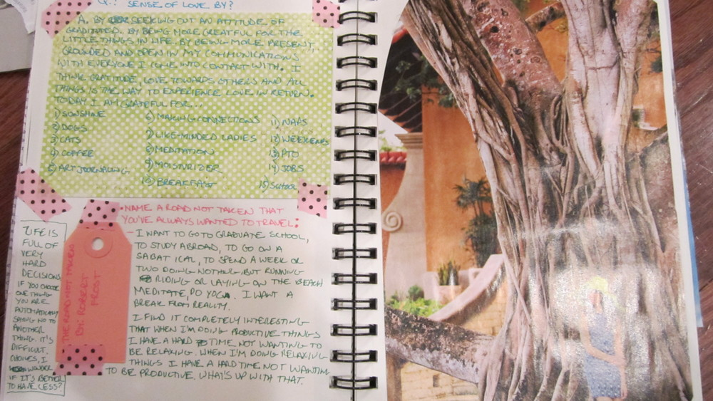 Additional Pages for my Journal.