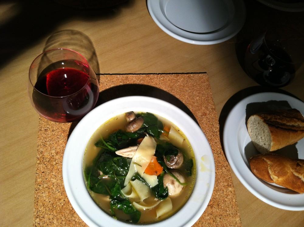 Alisha' Chicken Soup