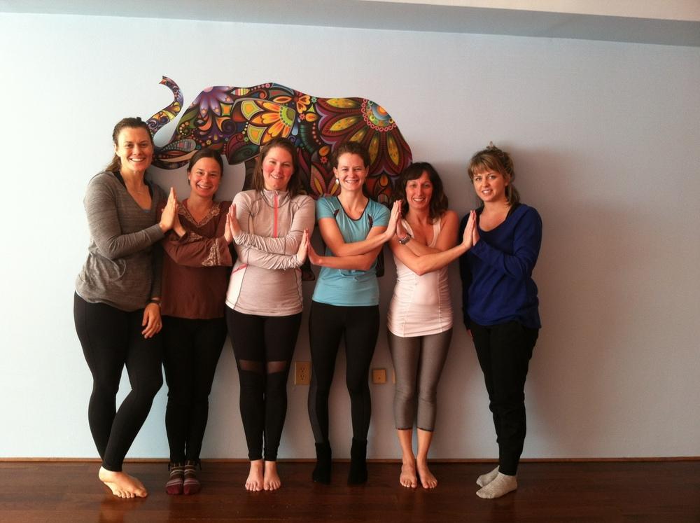 Yoga Mutt Grads
