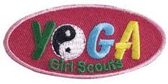 YOGA SEW-ON PATCH