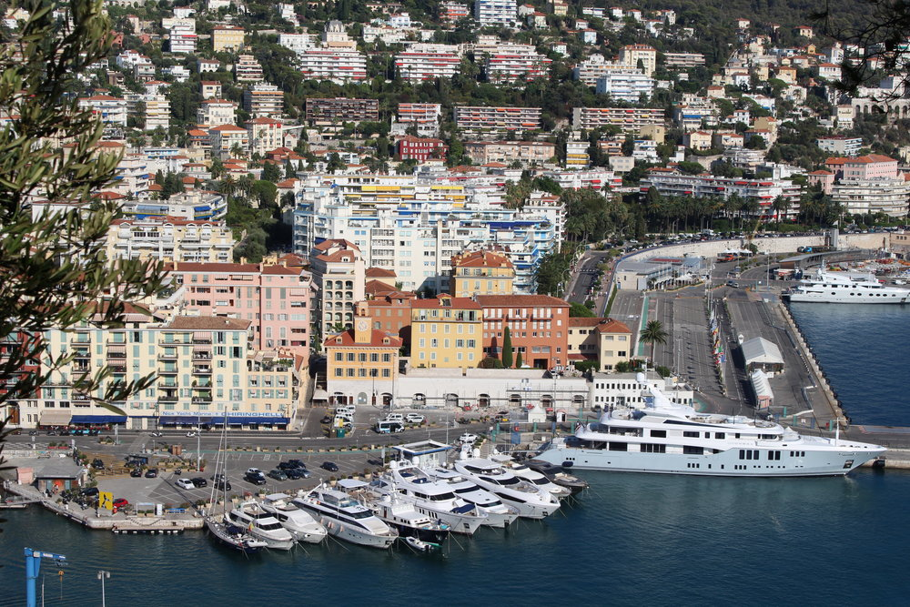 The Port of Nice