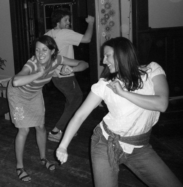 Rebecca Hamilton Dancing