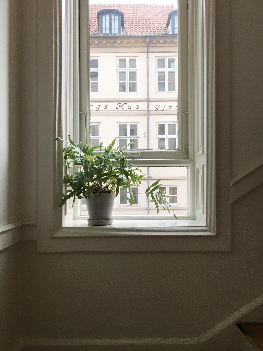 The architecture and design in Copenhagen is singular.