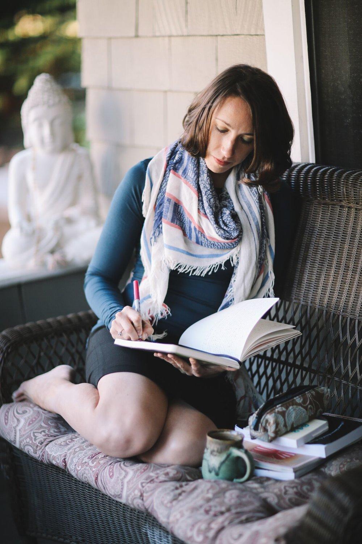 Alisha Wielfaert Journaling