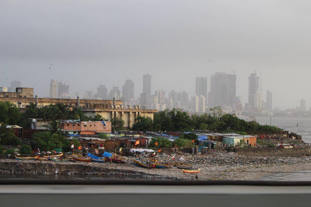 Mumbai sky line