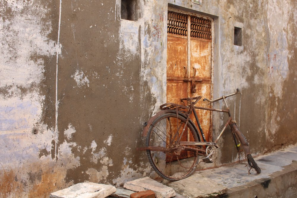 Bike in Udaipur