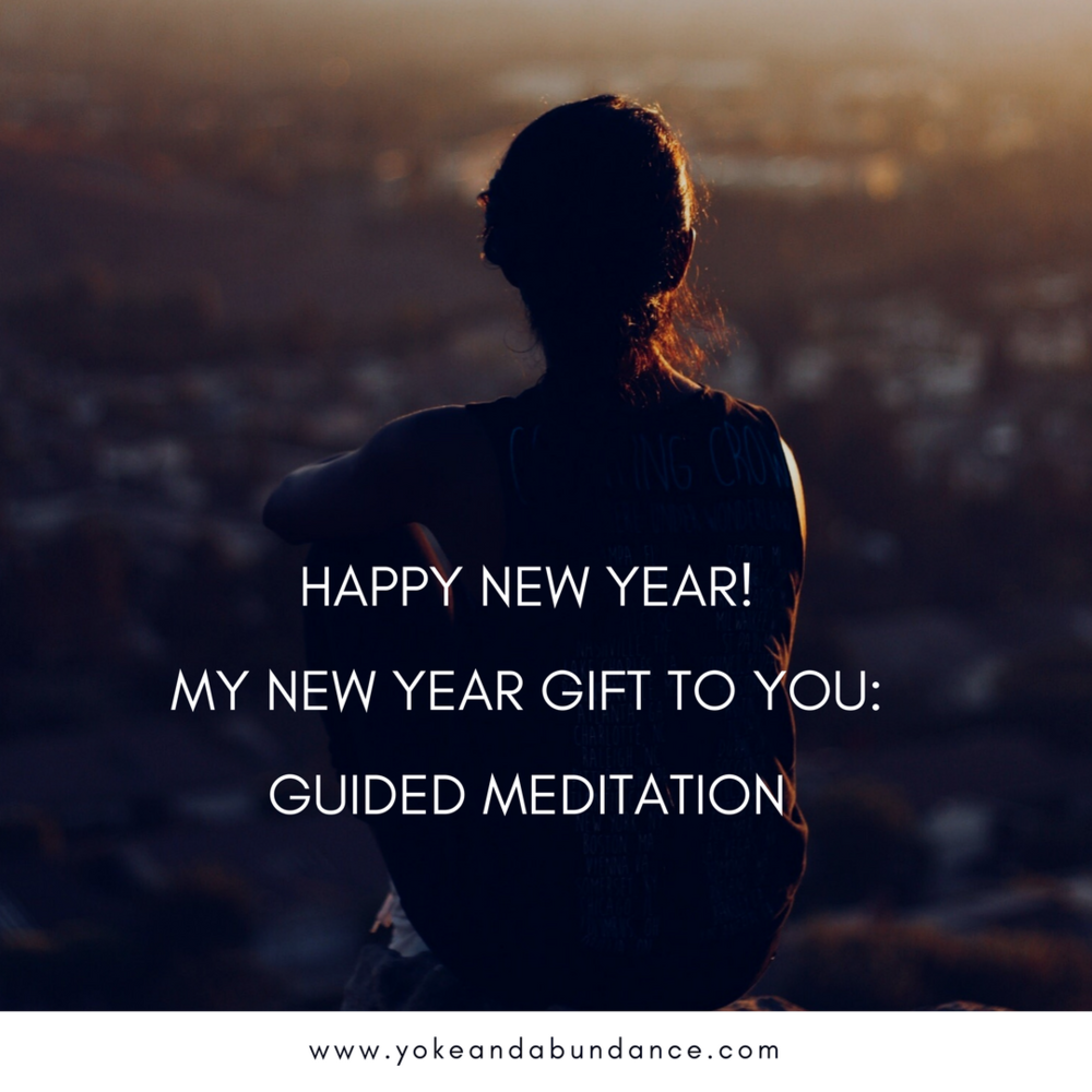 New Year's Day Guided Meditation