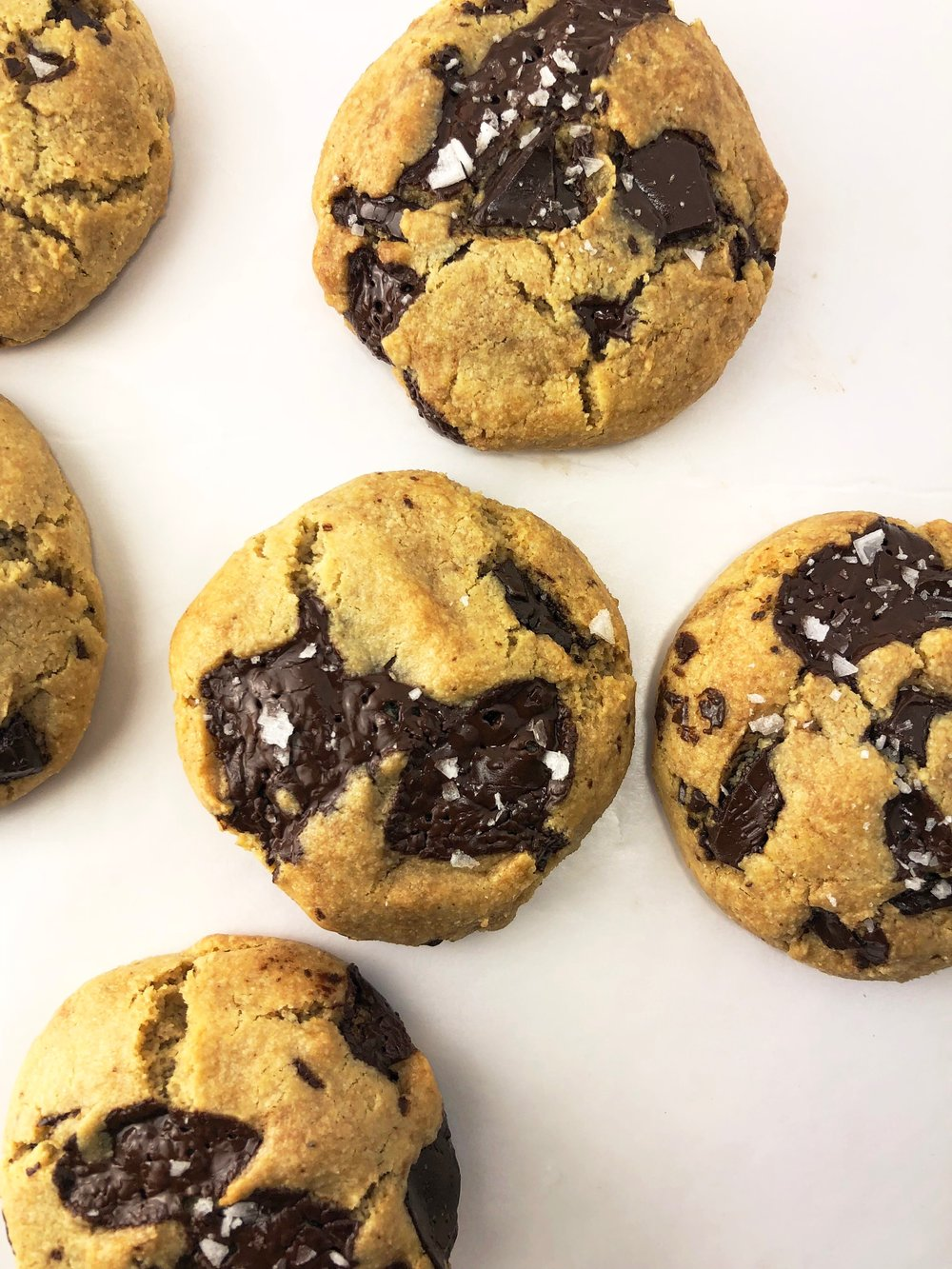 Jasmine Comer's Chocolate Chip Cookies