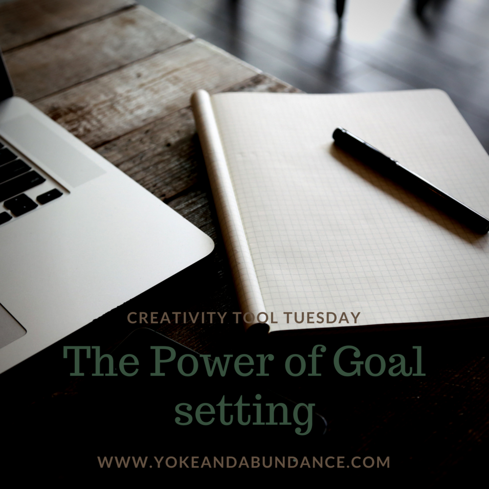 The Power of Goal Setting