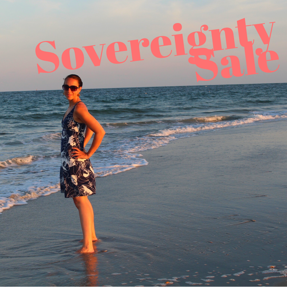 Sovereignty Sale