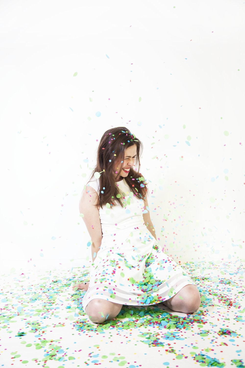 Jen Brown Photograph by The Confetti Project