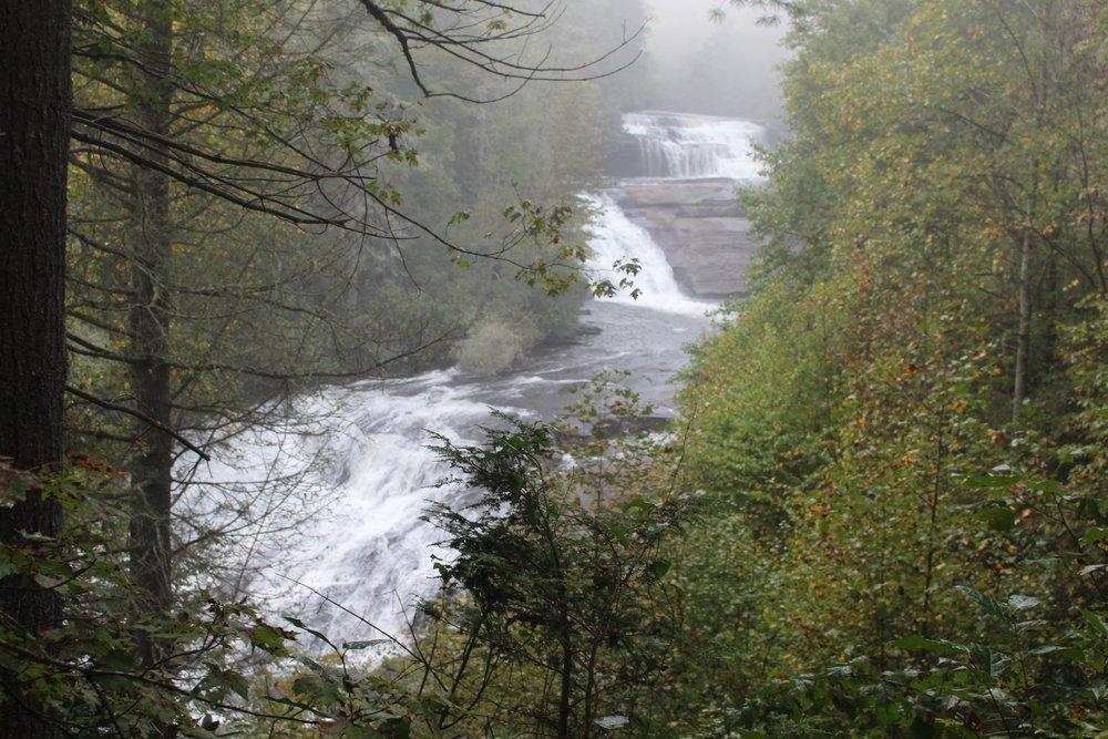 Triple falls in Dupont state park.jpg