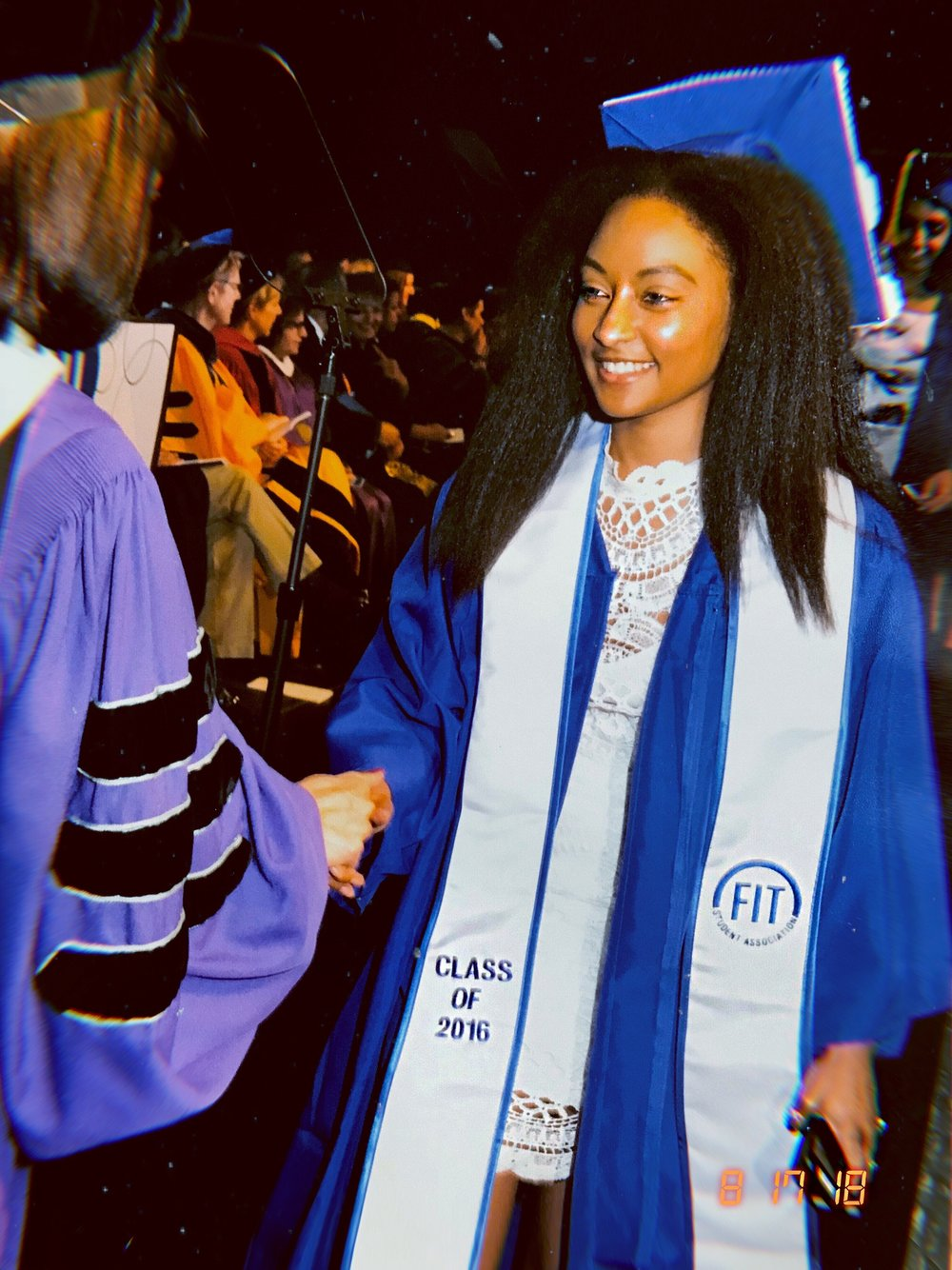 Whitney Maven Graduating.JPG
