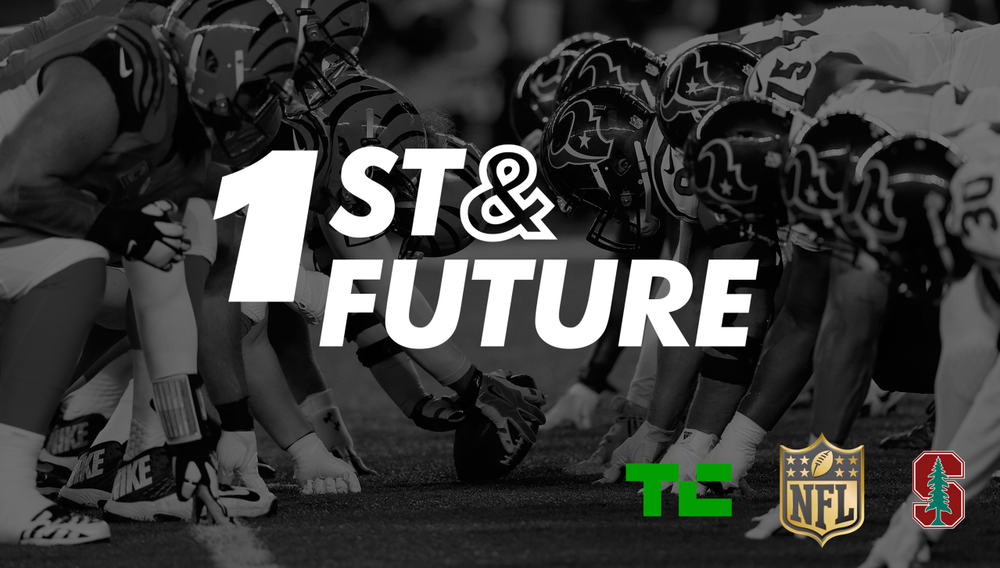 1st and future competition nfl tech crunch