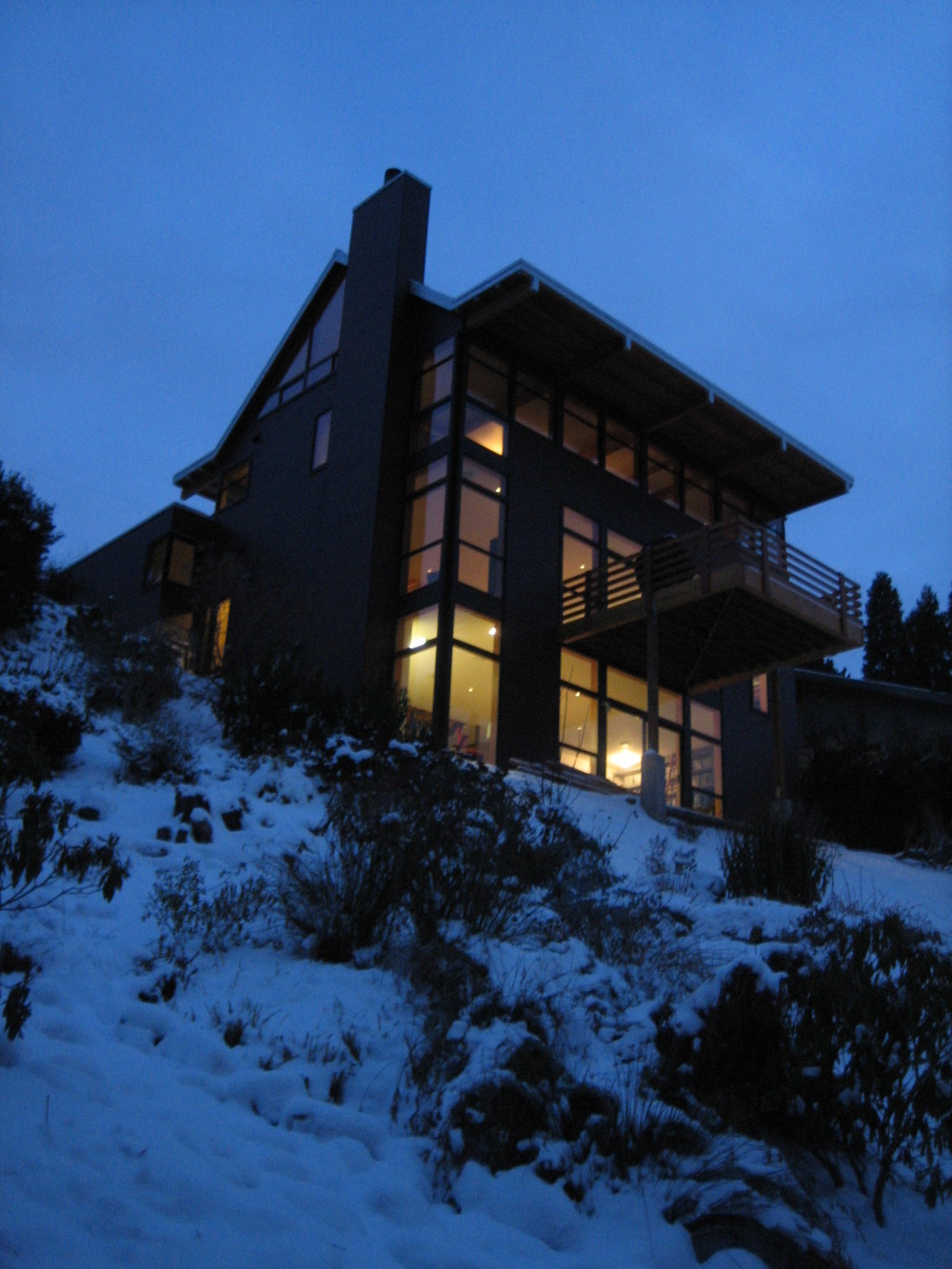 PACIFIC NORTHWEST MAGAZINE    February 19, 2012  Sky House