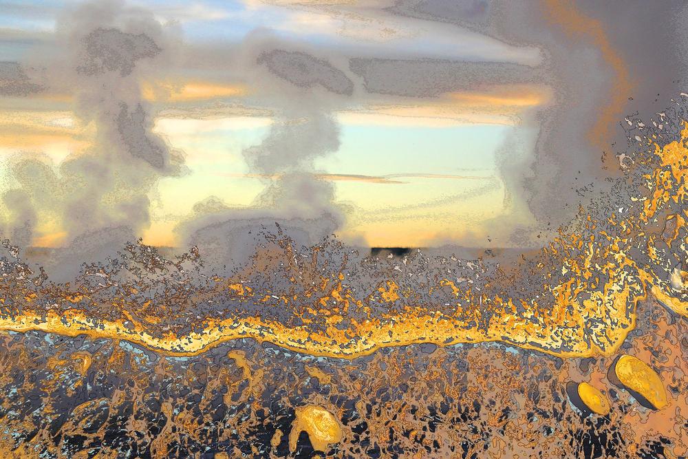Norris Geyser Basin, 2014