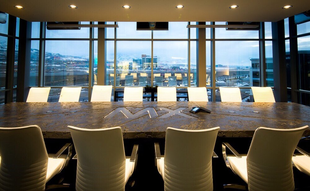 MX - CONFERENCE TABLE