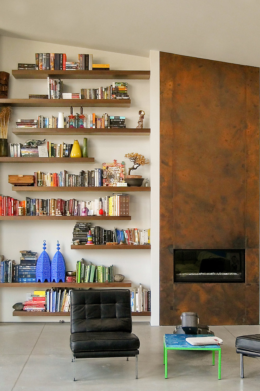 IronClad® Tall Fireplace