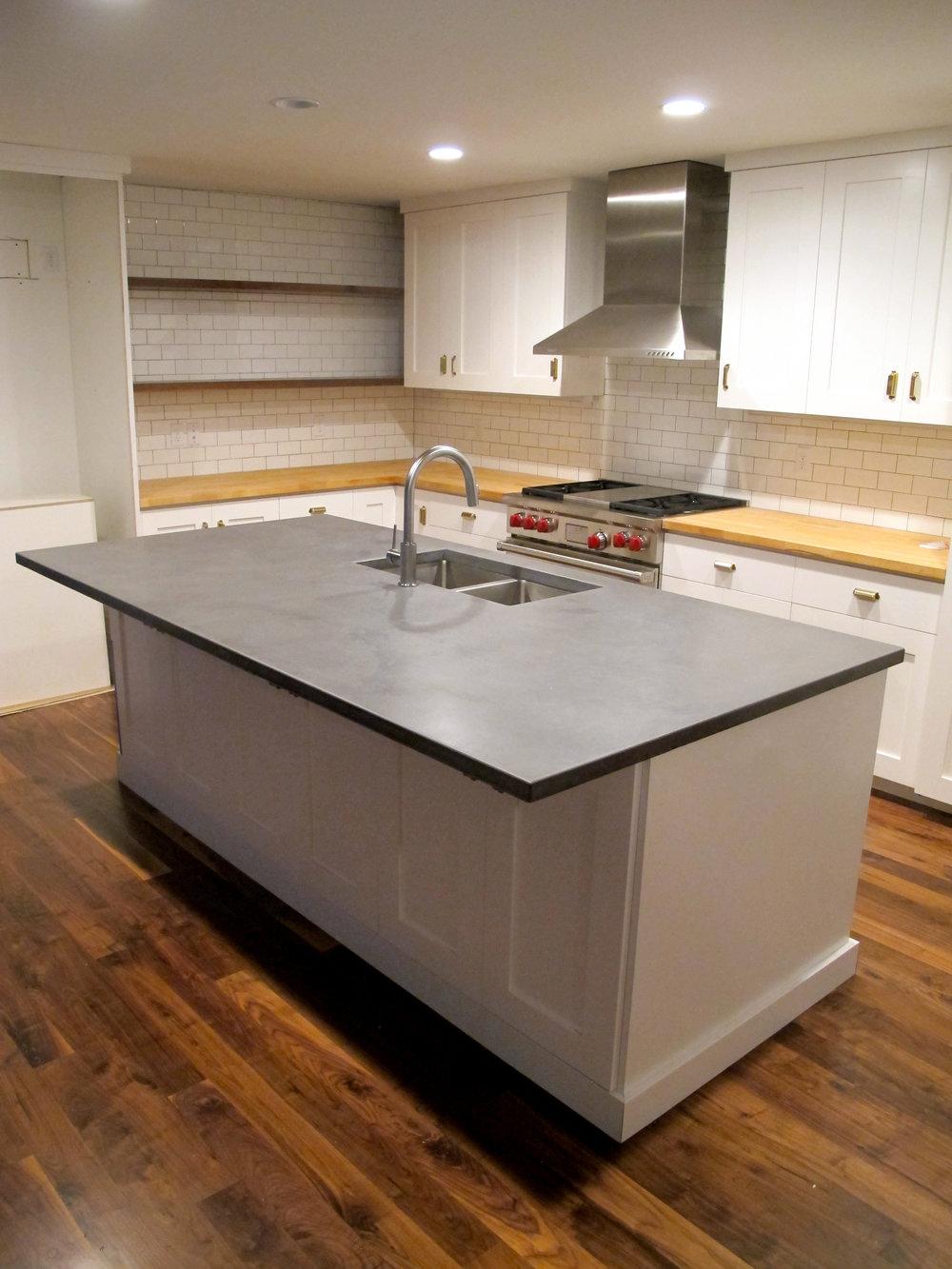 OrganiCrete® Concrete Countertops