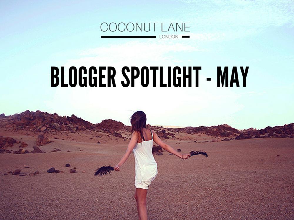 blogger spotlight - may