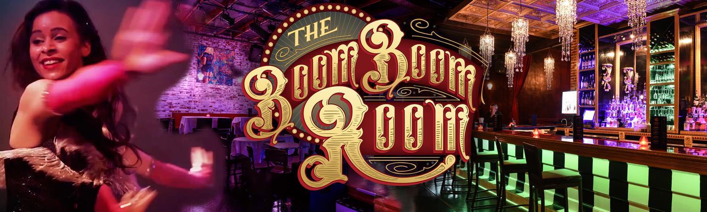 DINNER VON TEASE!!! — The Boom Boom Room
