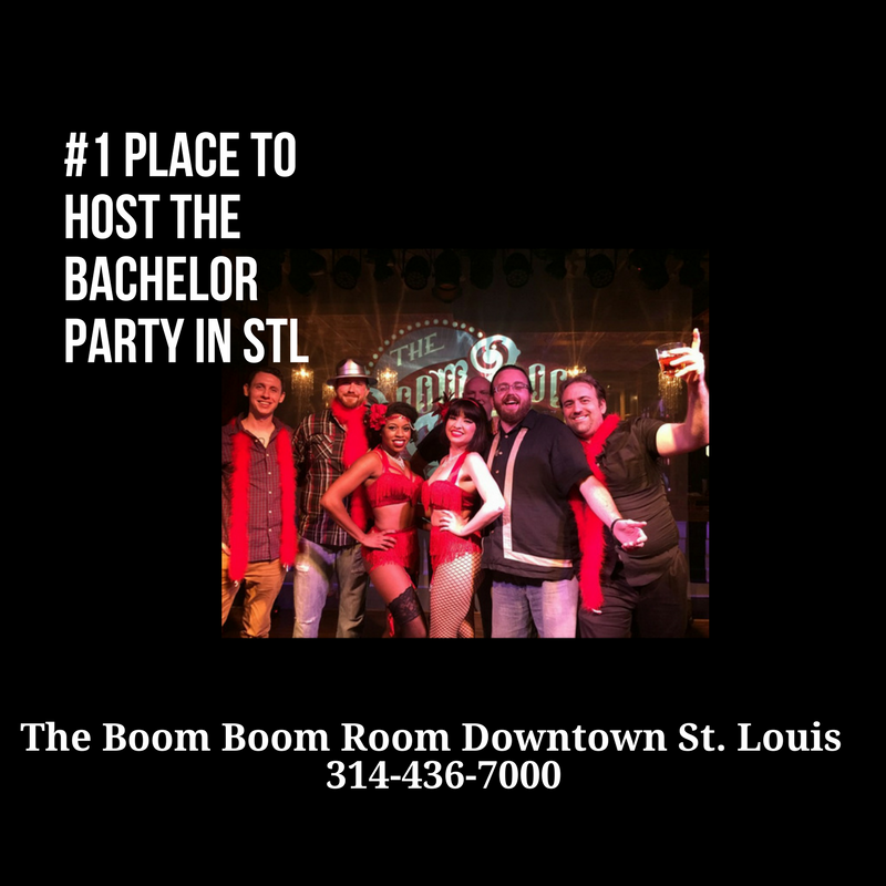 Best place to have your bachelor party in stl