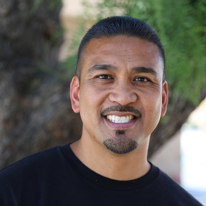 Albert Ramos Illuminate young adults & student ministry director