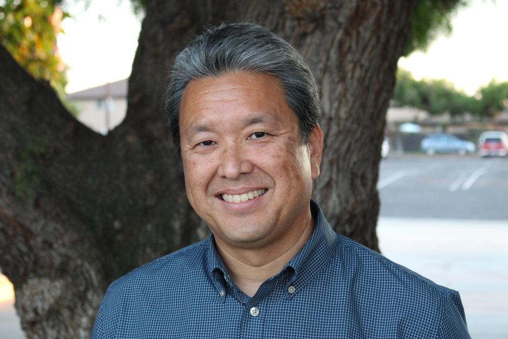 Steve hamagiwa   Life Groups Pastor   Ext. 203