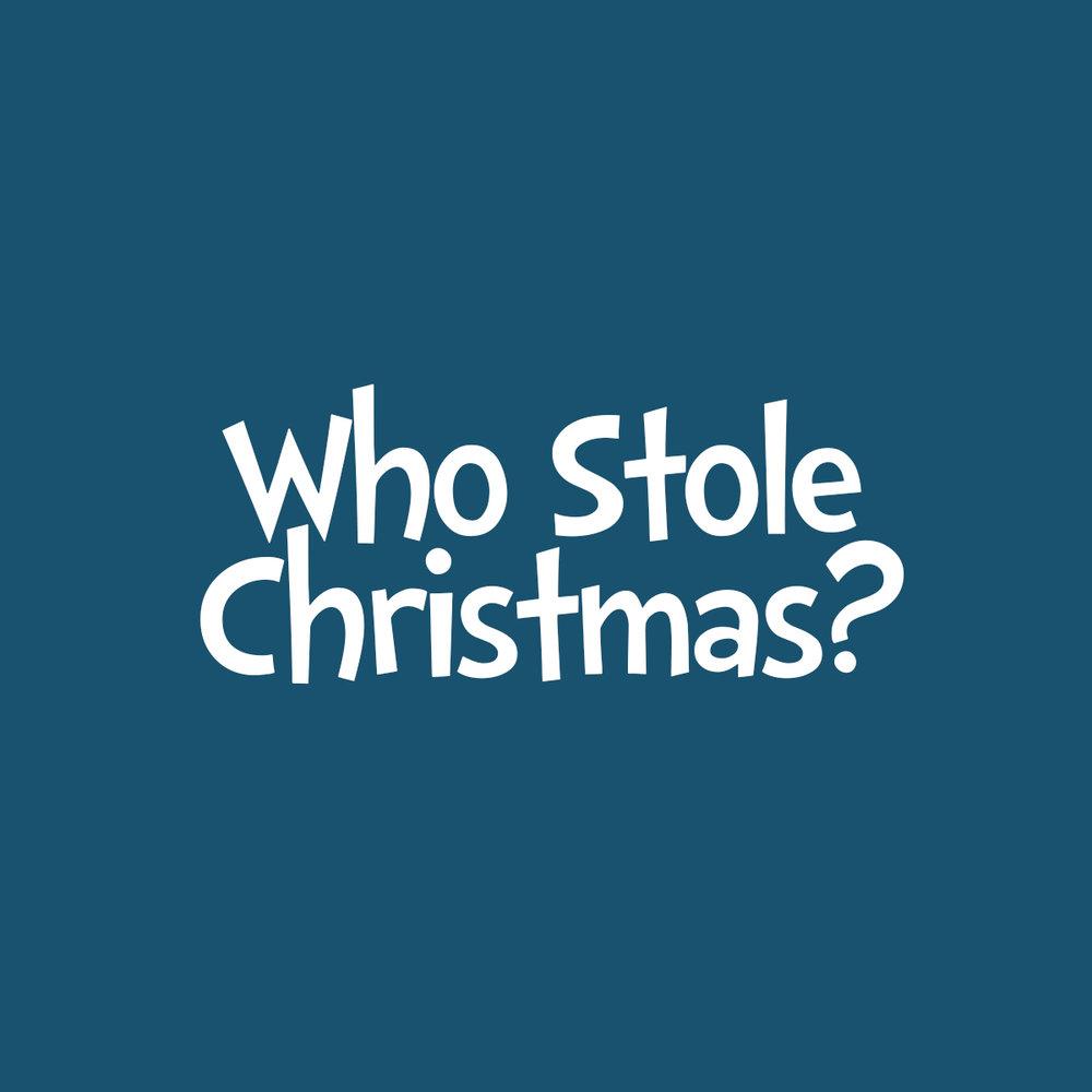 Did Santa Claus Steal Christmas?Speaker: Paul Crandell  Week One   December 2 2018