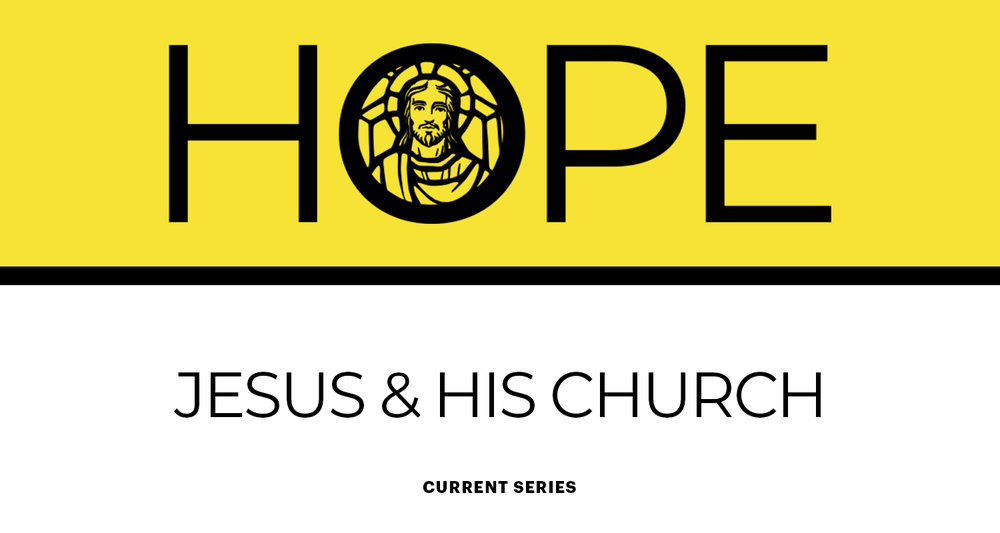 We all have obstacles in our lives, things that set us back from living the lives we desire. We all have moments of worry and regret. We all struggle at times with self-esteem and direction. Where can we find hope to overcome these obstacles? All through the month of January, we will be looking at the hope that is found in Jesus. The hope He gives us helps us overcome all these obstacles. Jesus has also given us the church to help us hold on to this hope when life gets hard. Through this series, we will discover together how hope can be found in Jesus and His Church.