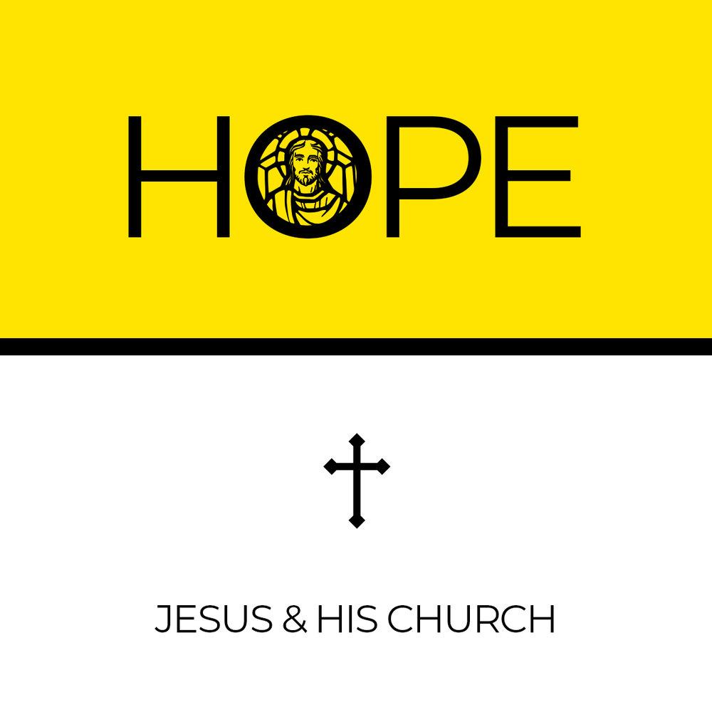 Series: Hope, Jesus & His Church Title: Glorious & Gracious God Speaker: Mike Hammontre  Week One   January 20 2019