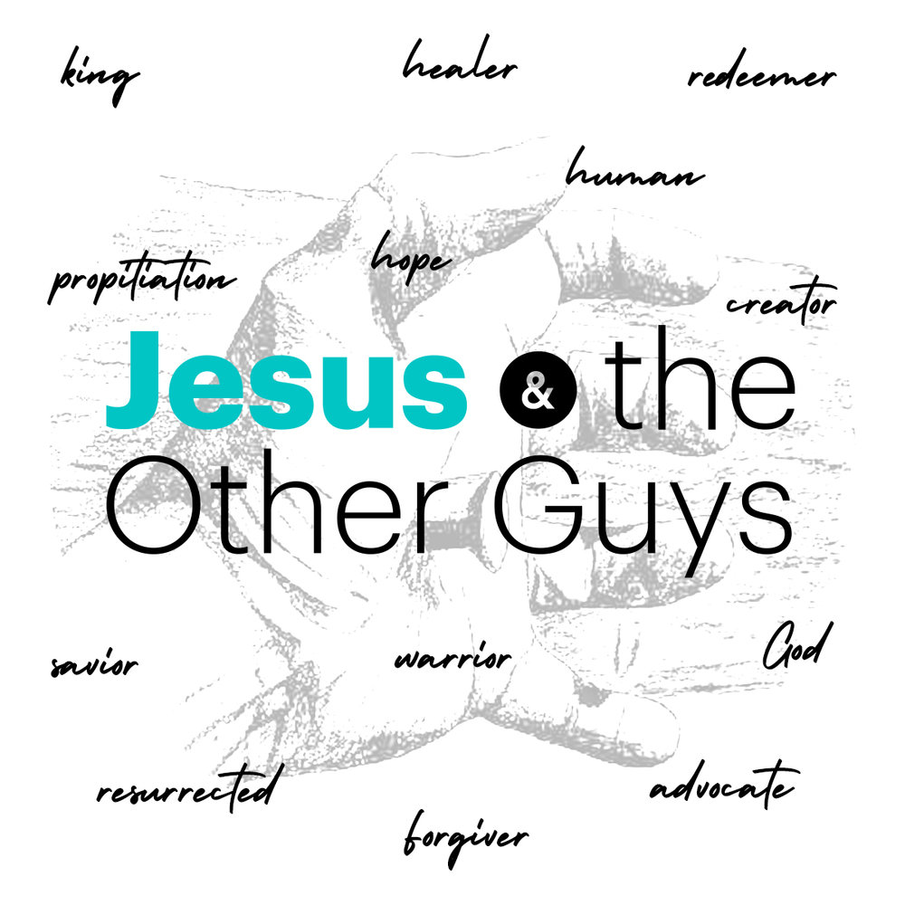 Series: Jesus & the Other Guys Title: What Jesus Says About Himself Speaker: Paul Crandell  Week Four   February 24 2019