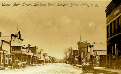 Upper Main Street, Sturgis