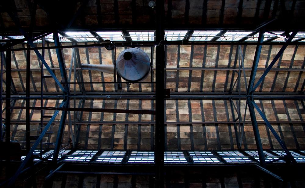 BUILDING AS MUSE by Melissa Auf der Maur