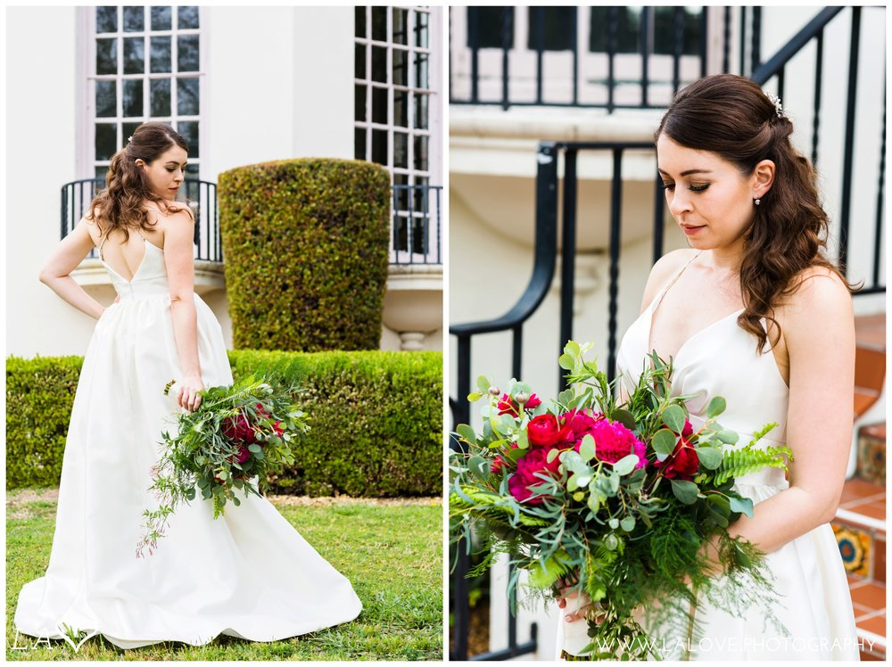Muckenthaler Center Wedding - Bridal Portraits